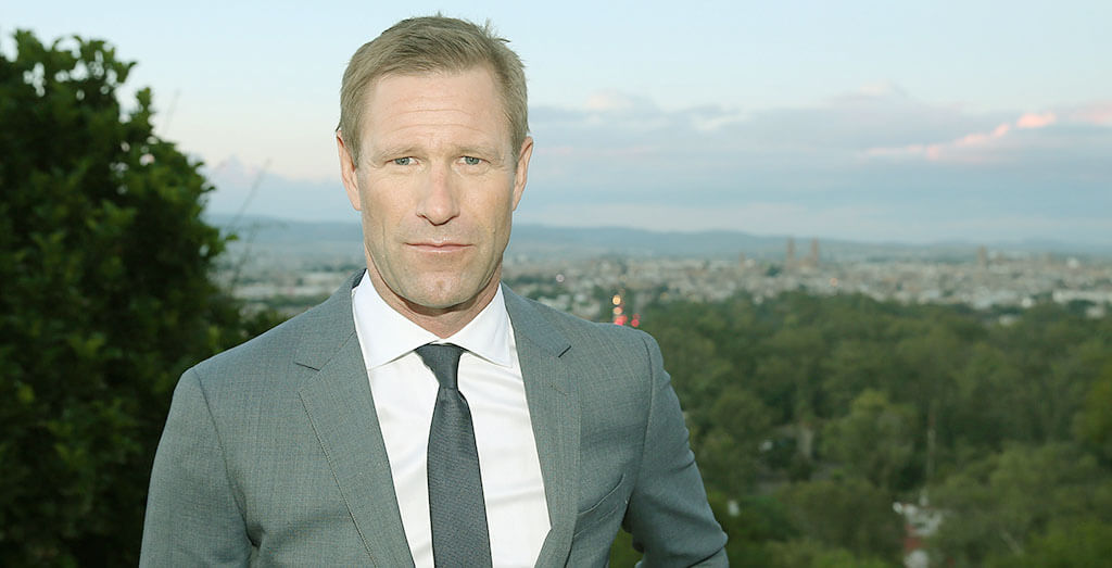 Aaron Eckhart Net Worth
