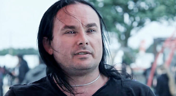 Dani Filth Net Worth