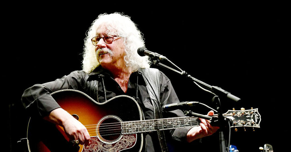 Arlo Guthrie Net Worth