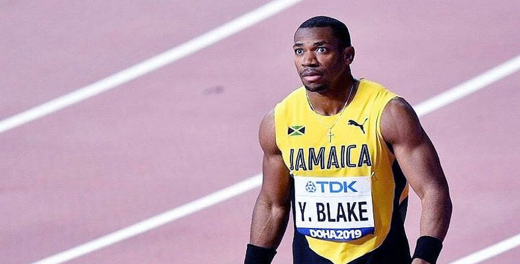 Yohan Blake Net Worth